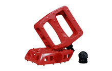 Odyssey Twisted PC Pedal 9/16 Zoll rot